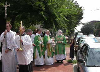 Blessing of autos and taxis